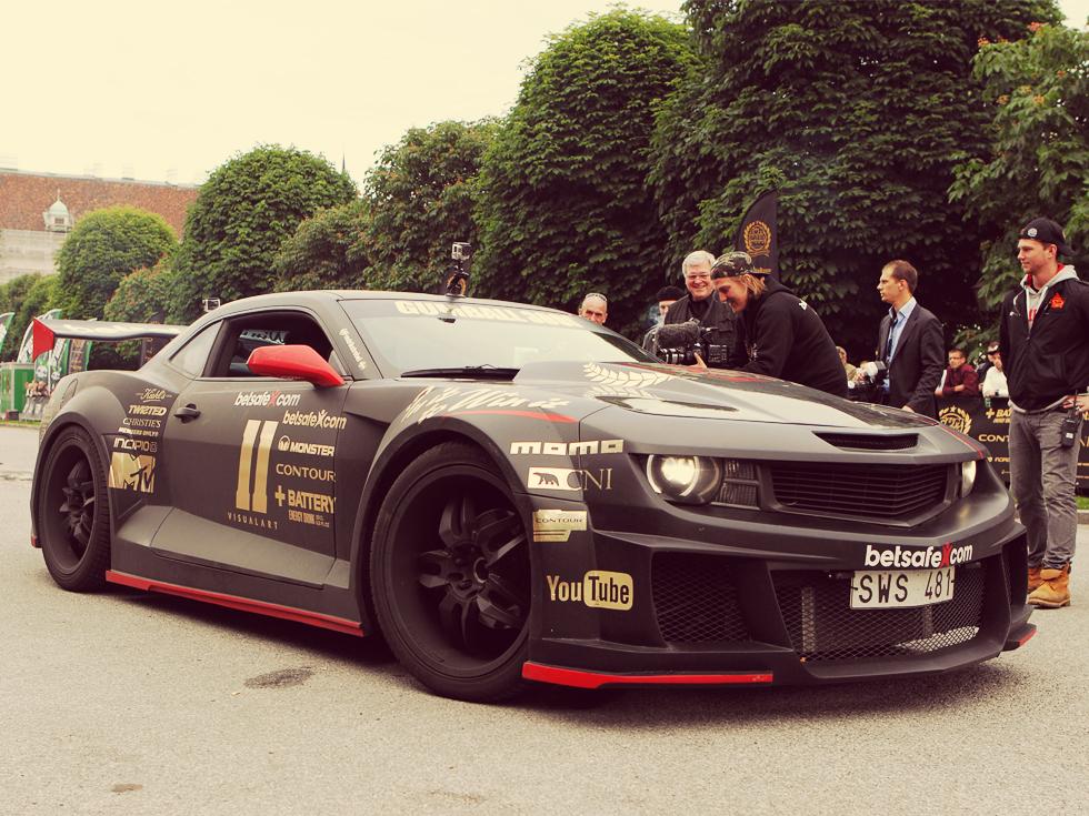 'The Beast' Gumball 3000 Rally Car