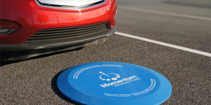 Momentum-Dynamics charging plate