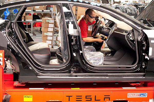 Tesla product line