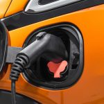 2017 Chevrolet Bolt EV charging