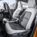 2017 Chevrolet Bolt EV. Front searts.