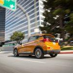 2017 Chevrolet Bolt EV. Rear