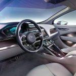 jaguar-i-pace-at-la-auto-show-front-seat-and-instruments