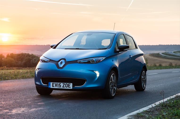 Renault Zoe Ev Charging Cables