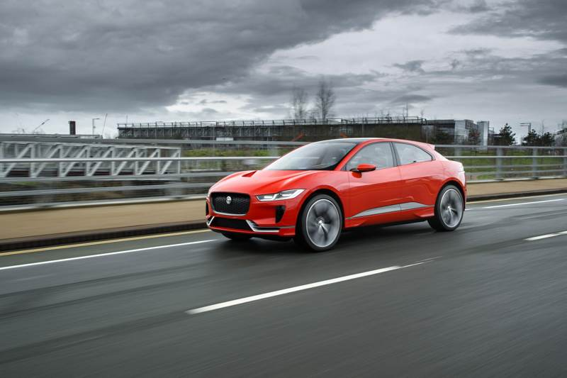 I-PACE London