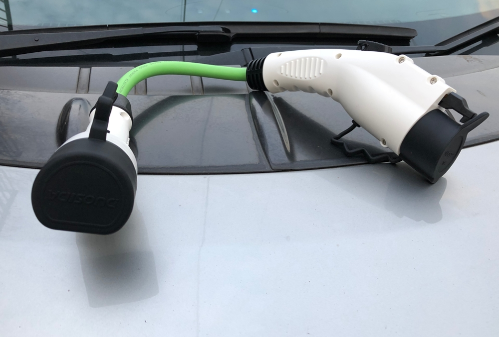 Type 2 Type 1 Adapter Ev Charging Cables