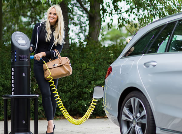 ev charging for-customers